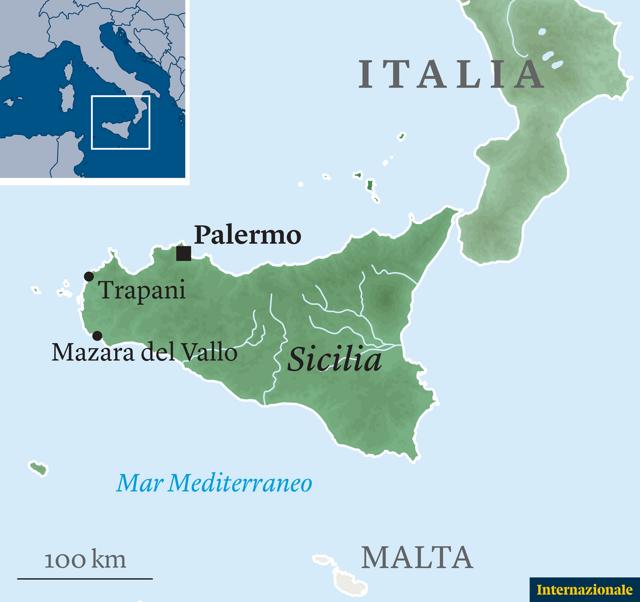 La solitudine delle donne tunisine a Mazara del Vallo - Jacopo Lentini - Internazionale