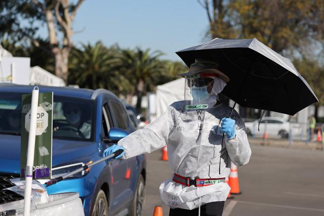 L'epidemia corre negli Stati Uniti e le altre notizie sul virus
