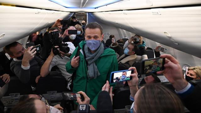 Cronaca dell'arresto annunciato di Alexej Navalnyj