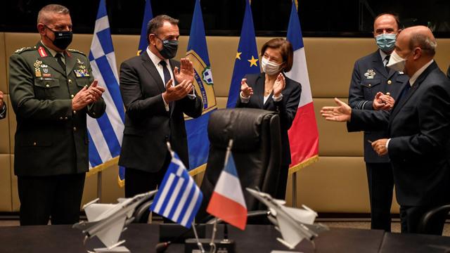 La Grecia si lancia in una corsa agli armamenti per contrastare la Turchia
