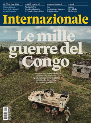 Le mille guerre del Congo