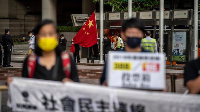 Hong Kong, arrestato cantante   attivista Anthony Wong