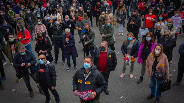 La società spagnola dalla rabbia alla disillusione