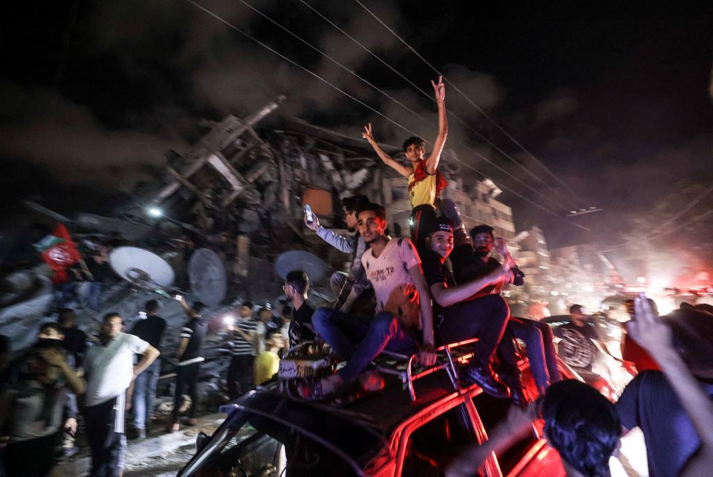 Israele e Hamas approvano il cessate il fuoco a Gaza