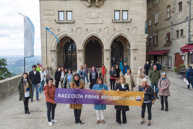 Le donne di San Marino lottano per legalizzare l'aborto