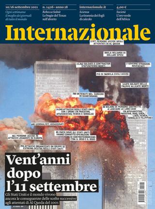 Vent'anni dopo l'11 settembre