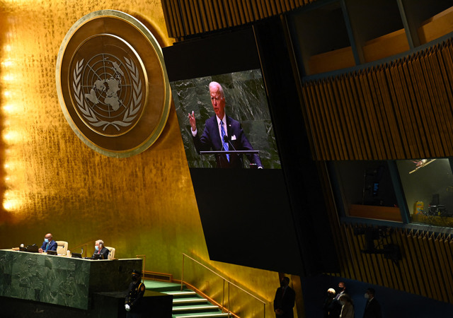 Il discorso di Biden all'Onu lascia perplessi gli alleati