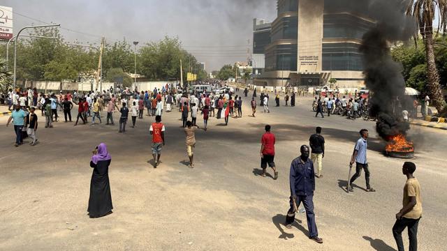Il colpo di stato interrompe la transizione democratica in Sudan