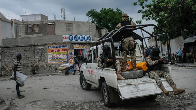 Ad Haiti il potere è in mano alle bande